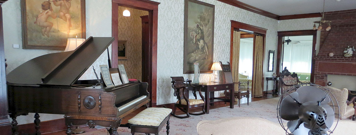 The Chambers House A Historic House Museum In Beaumont Texas