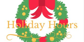 Happy Holidays from the Beaumont Heritage Society!